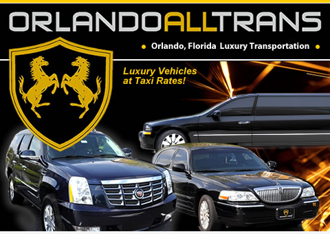 Orlando Transportation Service Taxi Hotels Disney